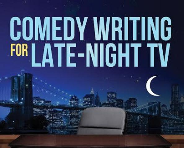 Summer Reads: Comedy Writing for Late-Night TV, by Joe Toplyn