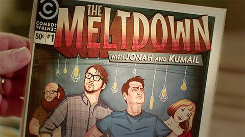 The Meltdown with Jonah and Kumail: A live comedy showcase and TV series origin story