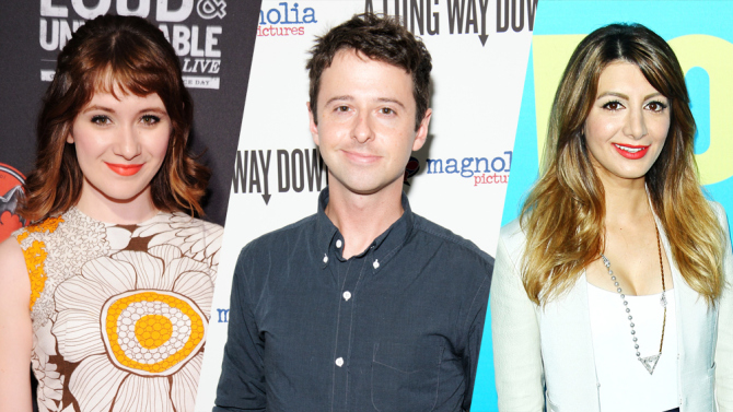 Noel Wells John Milhiser Also One And Done Out Of Snl Nasim Pedrad Leaves For Mulaney On Fox The Comic S Comic