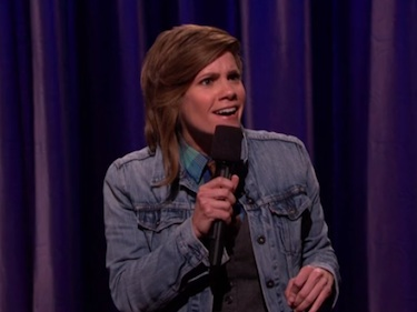 Cameron Esposito on Conan