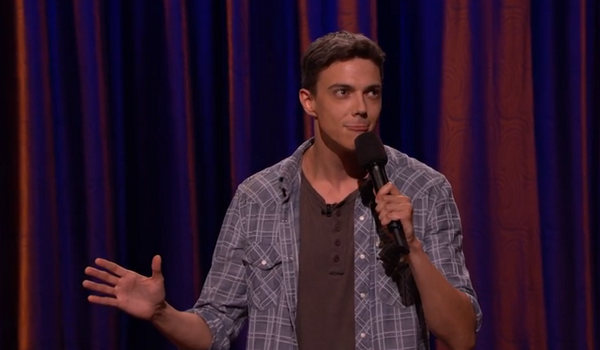 Hampton Yount on Conan