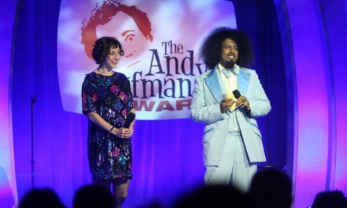 Sept. 15, 2014: Deadline to submit for 10th annual Andy Kaufman Award