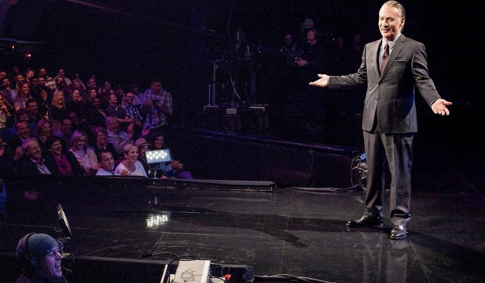 """Bill Maher's """"Live from D.C."""" pulls in best HBO comedy special ratings since 2009"""