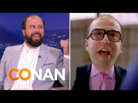 Brett Gelman remembers his New York Lottery ad campaign, on Conan
