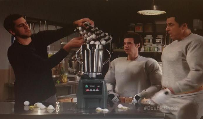 SNL's Hans and Franz pump up Green Bay QB Aaron Rodgers for new Discount Double-Check ad
