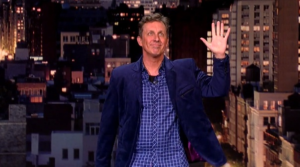 Jake Johannsen on Late Show with David Letterman