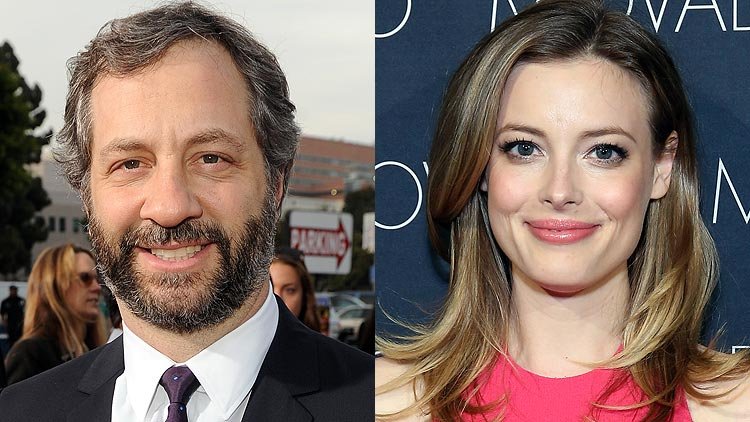 "Judd Apatow will stream his next TV series for at least two seasons on Netflix: ""Love,"" starring Gillian Jacobs and Paul Rust"
