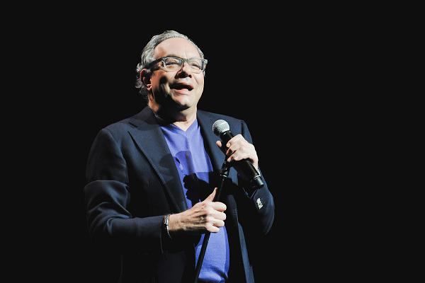 "Lewis Black on staying ahead of the curve, interacting with fans through his special ""The Rant Is Due"" shows"