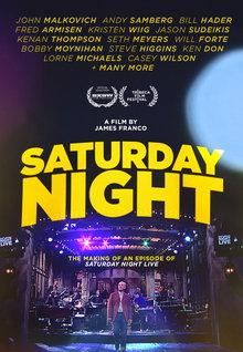 """James Franco's """"Saturday Night"""" documentary, now on Hulu Plus"""
