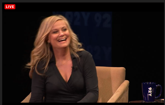 "Amy Poehler: ""Yes, Please"" and how your career is a bad boyfriend"