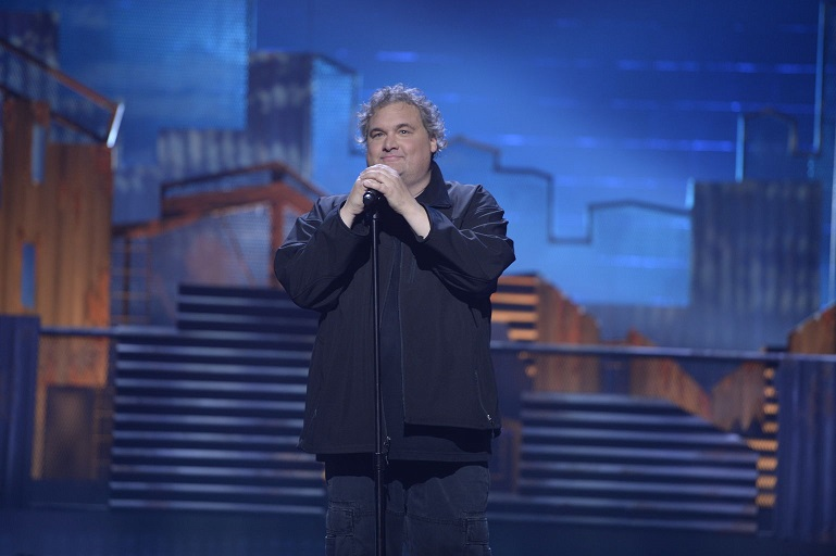 """Review: Artie Lange, """"The Stench of Failure,"""" on Comedy Central"""