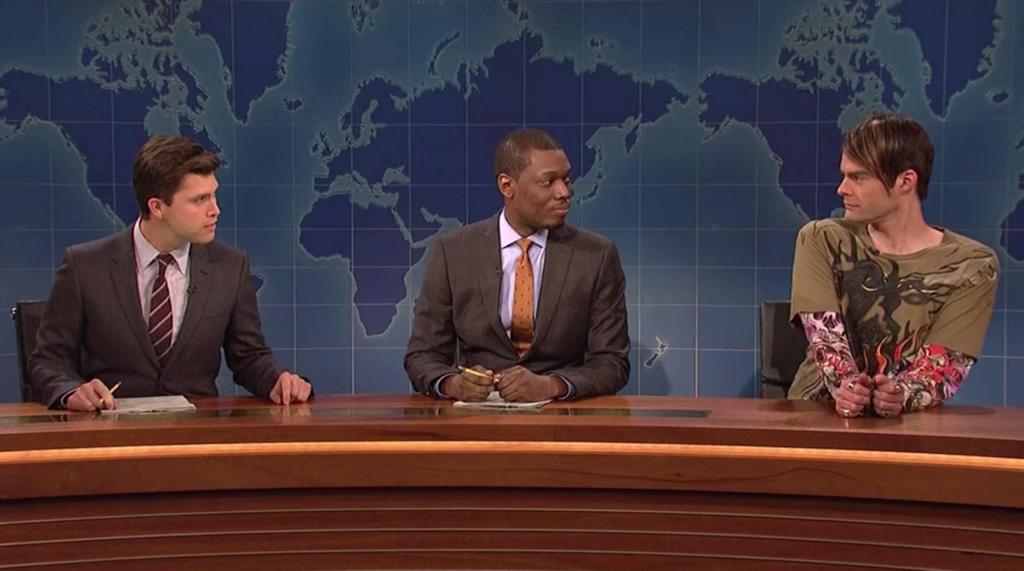 SNL #40.3 RECAP: Host Bill Hader, co-host Kristen Wiig, musical guest Hozier