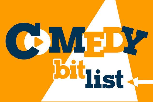 John Heffron cuts deep with comedians in new Comedy Bit List podcast series on Rhapsody