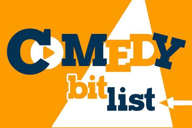 John Heffron cuts deep with comedians in new Comedy Bit List podcast series on Rhapsody