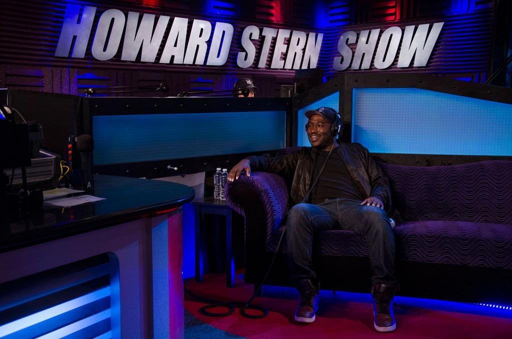 "Hannibal Buress tells Howard Stern about his ""Bill Cosby is a rapist"" bit that caught media fire"
