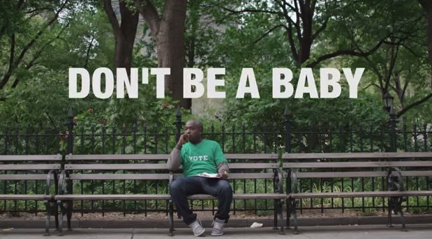 Hannibal Buress and The Lucas Brothers get out the vote