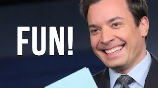 "The ""Super Fun"" Tonight Show Starring Jimmy Fallon"
