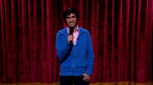 Alingon Mitra on The Late Late Show with Craig Ferguson