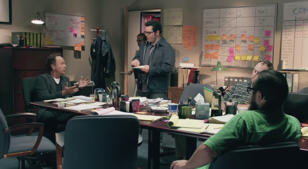 FX's first promos for The Comedians with Billy Crystal and Josh Gad