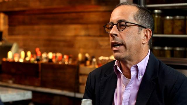 Jerry Seinfeld tells NBC Nightly News anchor Brian Williams he identifies with autism, Asperger's