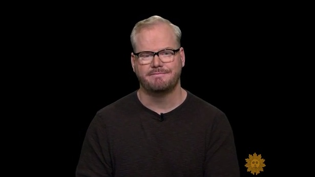 Jim Gaffigan on Thanksgiving, for CBS Sunday Morning