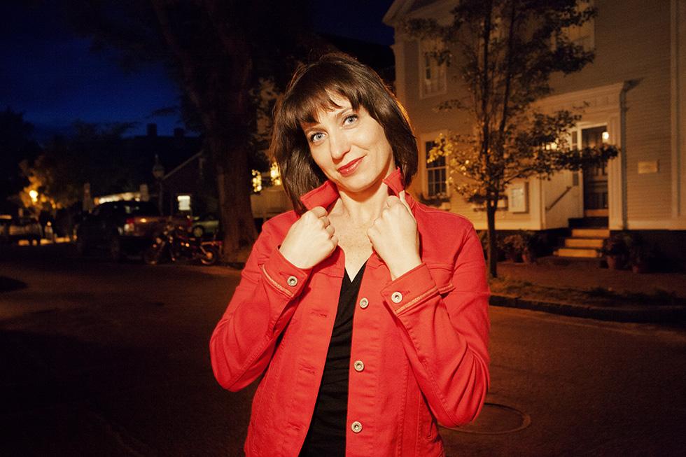 Meet Me In New York: Ophira Eisenberg