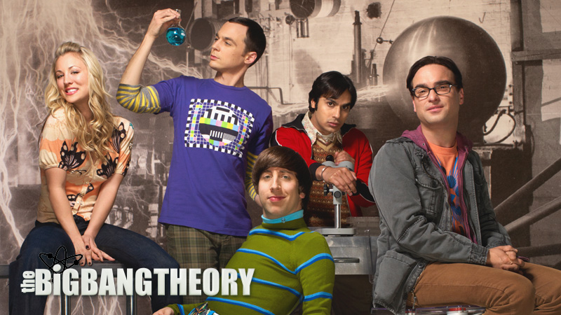 Repeats of The Big Bang Theory on TBS accounted for all of the Top 20 most-watched sitcoms on basic cable in one week