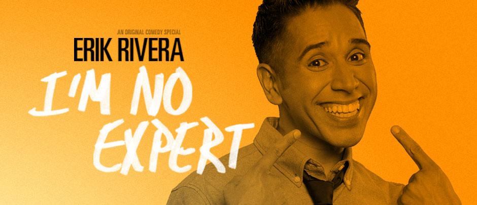 "Erik Rivera on NUVOtv, ""I'm No Expert,"" meeting your mate and pilot season"
