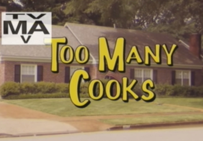 "The heightening genius of Adult Swim's ""infomercial"" homage to 1980s sitcoms: ""Too Many Cooks"""