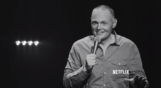 "Review: Bill Burr, ""I'm Sorry You Feel That Way"" (Netflix)"