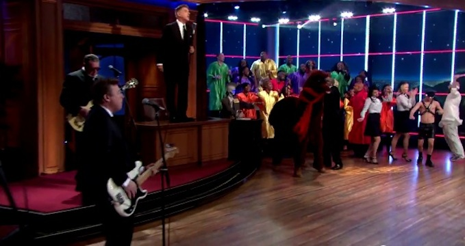 Banging his own drum til the end: The finale of The Late Late Show with Craig Ferguson