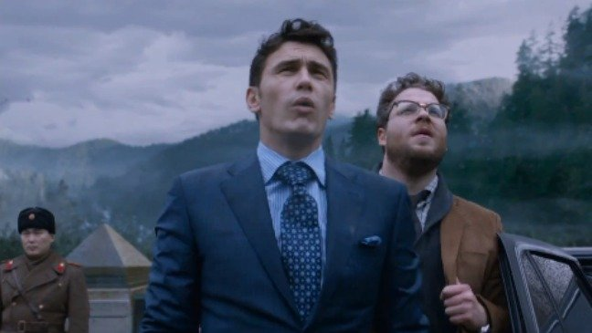 "Sony cancels release of ""The Interview"" movie in wake of widespread hacking, terrorist threats"