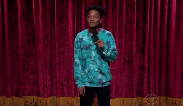 Jermaine Fowler on Late Late Show with Craig Ferguson