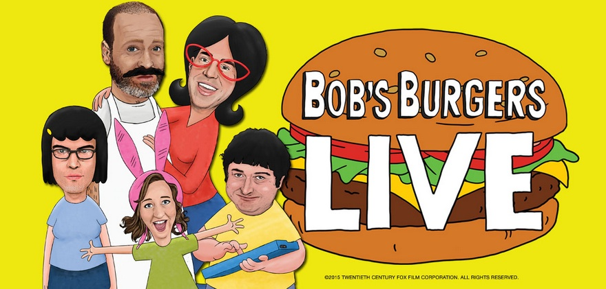 Bob's Burger cast prepping another live comedy/panel/screening tour for Spring 2015