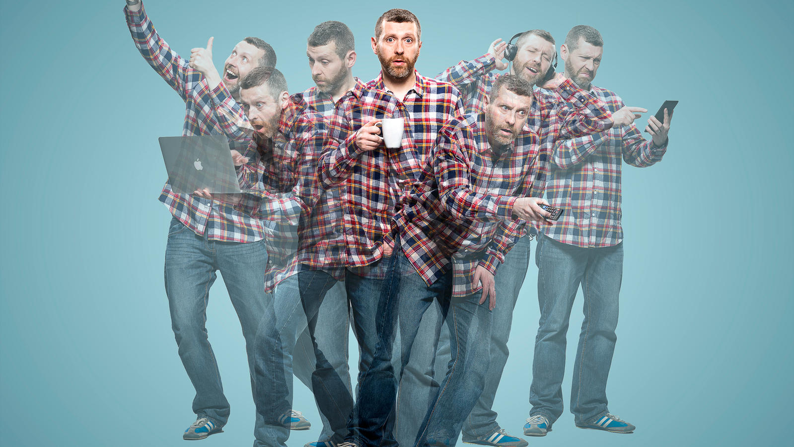 Review: Dave Gorman's PowerPoint Presentation finally fills U.S. in on who is Dave Gorman