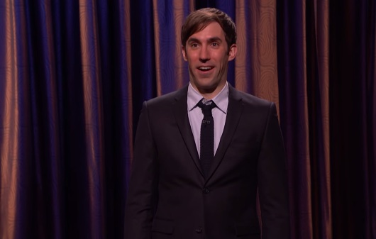 Michael Palascak on Conan