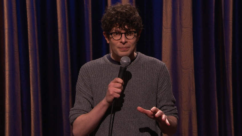 Simon Amstell on Conan