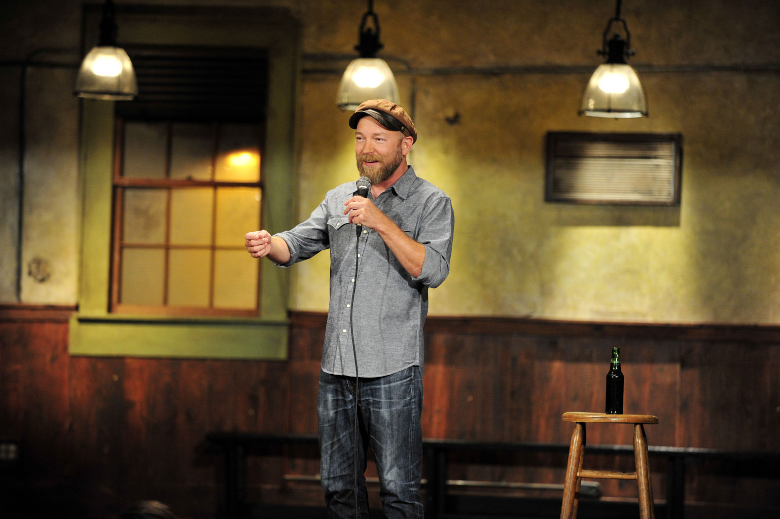 "Kyle Kinane raps about his new stuff in Comedy Central special, ""I Liked His Old Stuff Better"""