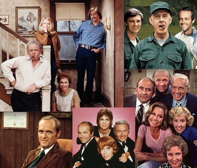 The best network TV comedy programming blocks of all time