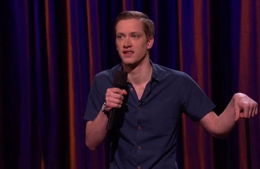 Daniel Sloss makes fourth appearance on Conan