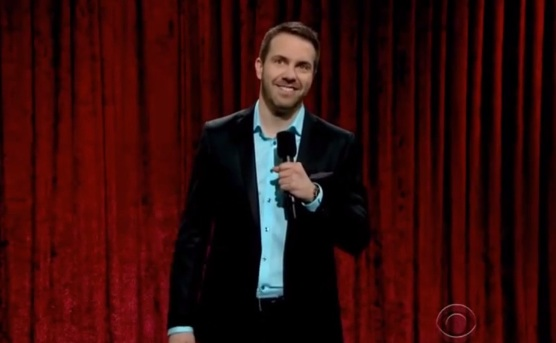Darrin Rose on The Late Late Show