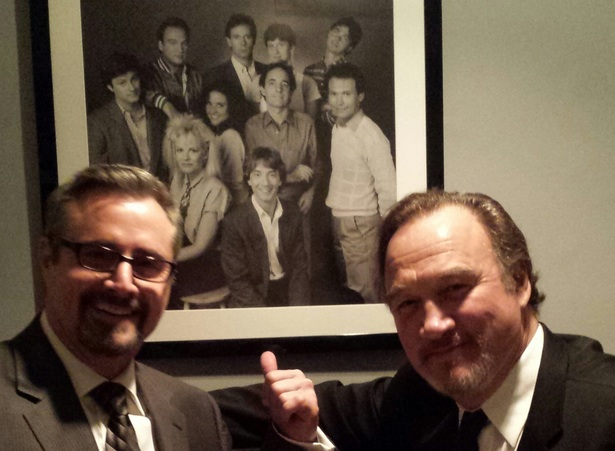 """Gary Kroeger's recap from """"Backstage at SNL's 40th"""""""