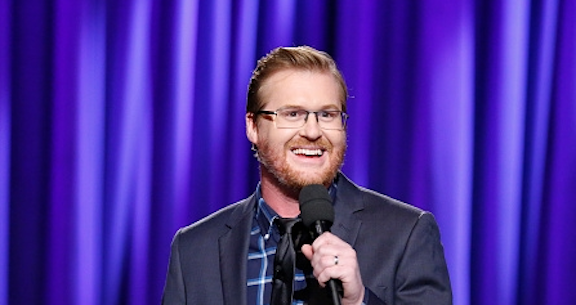 Kurt Braunohler on Late Night with Seth Meyers