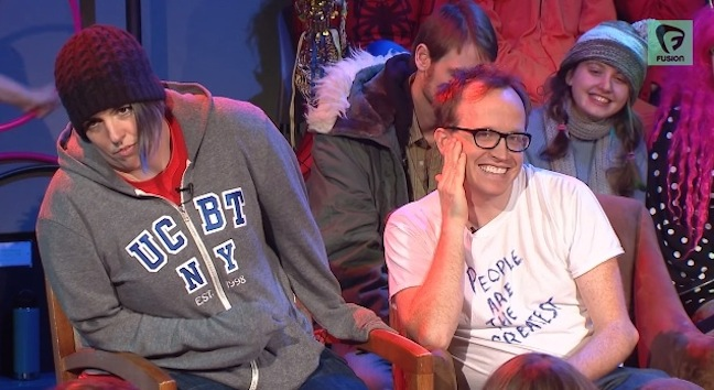 Will Ferrell and Zach Galifianakis will executive produce The Chris Gethard Show for Fusion