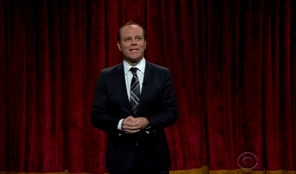 Tom Papa on The Late Late Show