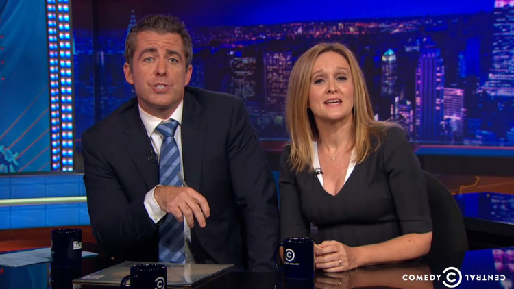 TBS orders family road trip series from Jason Jones and Samantha Bee