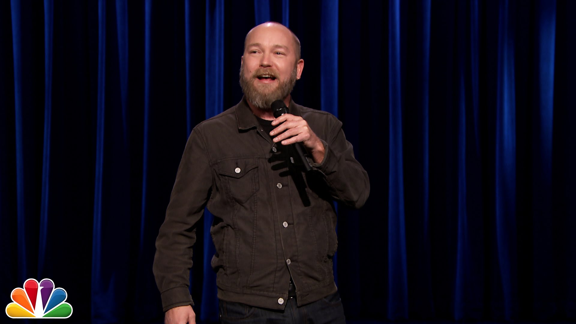 Kyle Kinane on The Tonight Show Starring Jimmy Fallon
