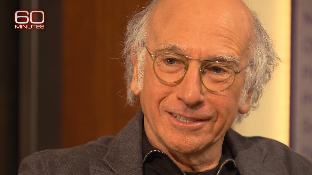 60 Minutes profile of Larry David