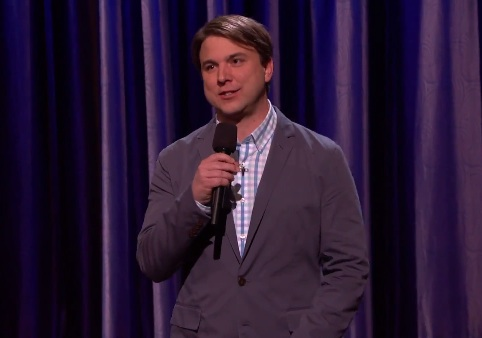 Andy Woodhull on Conan
