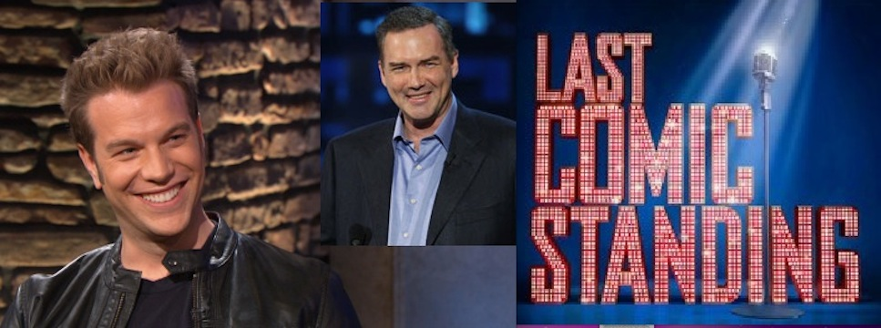 Anthony Jeselnik will host, Norm Macdonald joins Roseanne and Keenen Ivory Wayans as judges for Last Comic Standing season 9!